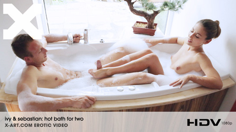 Ivy - Hot Bath For Two