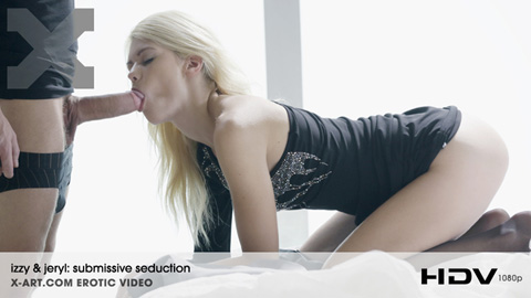 Izzy - Submissive Seduction