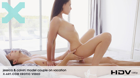 Jessica - Model Couple on Vacation