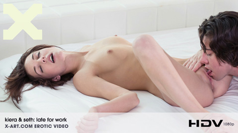 Kiera - Late for Work