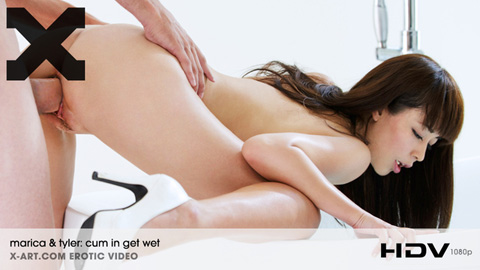 Marica - Cum In Get Wet